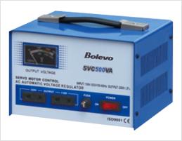 SVC/TND-1 Series Motor Automatic Voltage Stablizer
