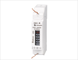 SM01 series single phase Din-rail kWh meter